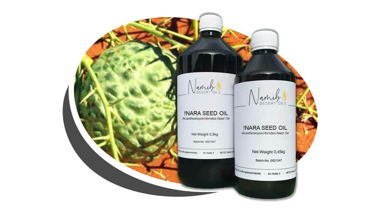 !Nara Öl - im 1 Liter Gebinde ab 84,50 Euro/kg [netto]