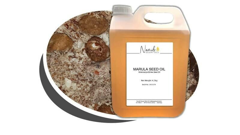 Marula Öl - im 5 Liter Gebinde ab 42.50 Euro/kg [netto]