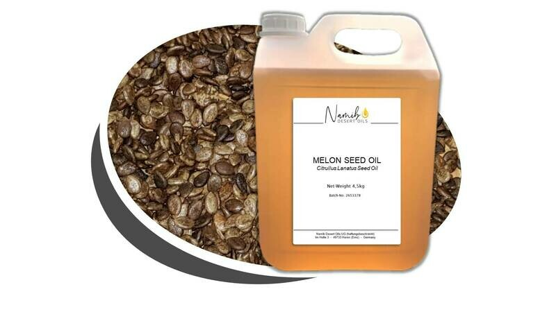 Kalahari Melon Öl - im 5 Liter Gebinde ab 34,00 Euro/kg [netto]