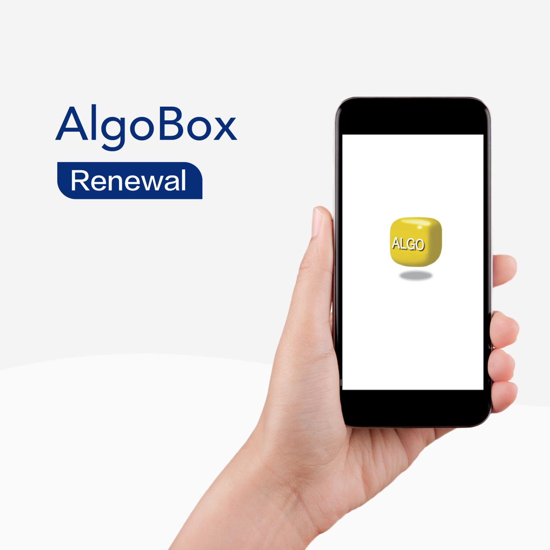 AlgoBox Renewal