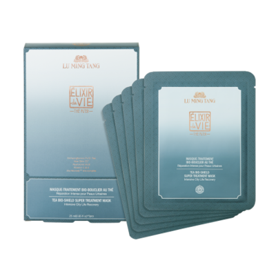 Lu Ming Tang Tea Bio-shield Super Treatment Mask