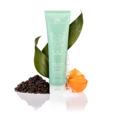 Lu Ming Tang Tea Foam Cleanser