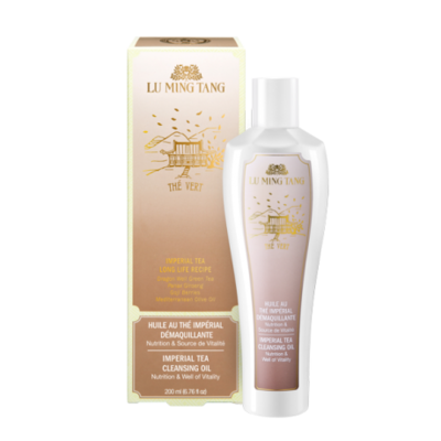 Lu Ming Tang Imperial Tea Cleansing Oil