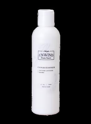 UNWIND Country Lavender Conditioner (Lavender) 8oz/240ml