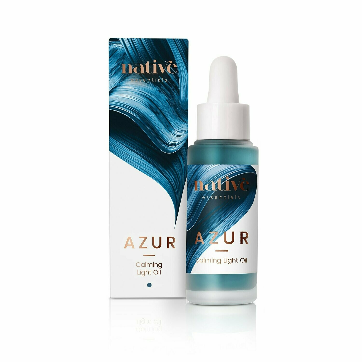 NATIVE ESSENTIALS AZUR - Calming Light Oil