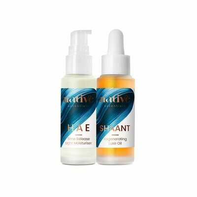 NATIVE ESSENTIALS Nourish + Repair Essential Set