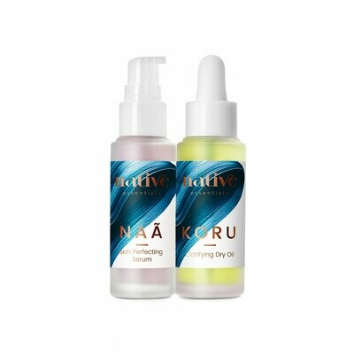 NATIVE ESSENTIALS  Clarify + Balance Essential Set