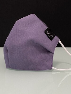 AA99® Reusable Antibacterial Antiviral Face Mask (Purple)
