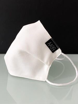AA99® Reusable Antibacterial Antiviral Face Mask - White