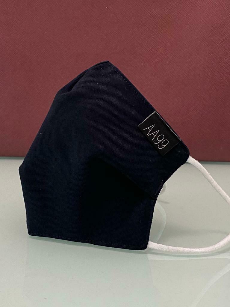 AA99® Reusable Antibacterial Antiviral Face Mask - Black