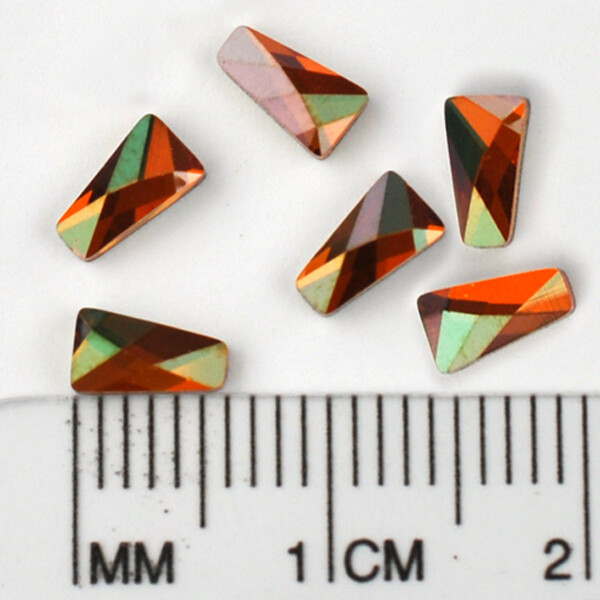 #2770 Copper Wing 6 x 3.5 mm (6 pcs)