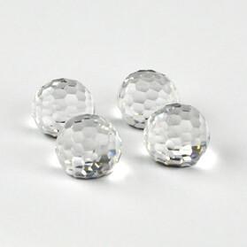#4861 Crystal Comet Argent Disco Ball 10mm (4 pcs)