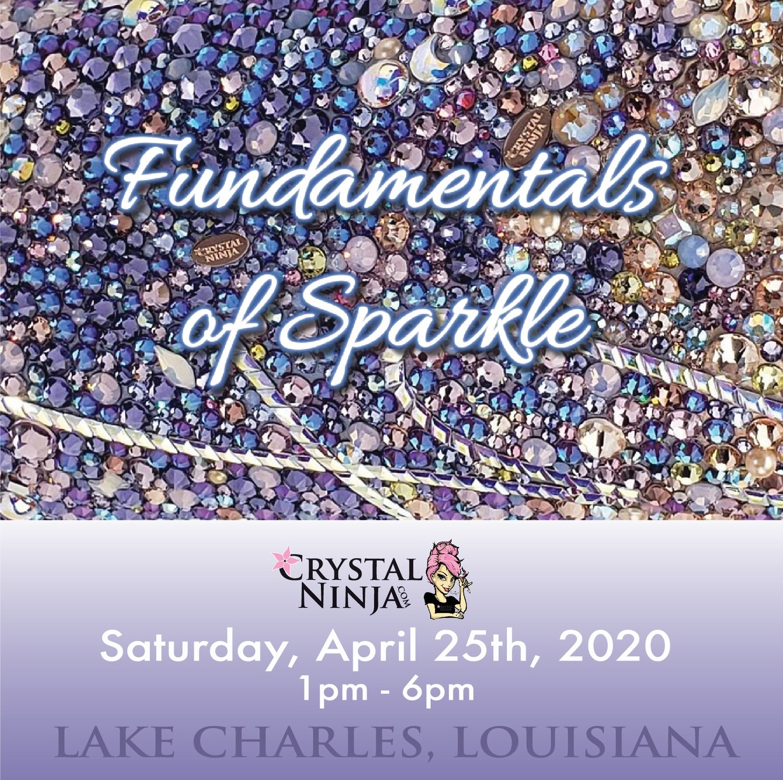Fundamentals of Sparkle! Louisiana!