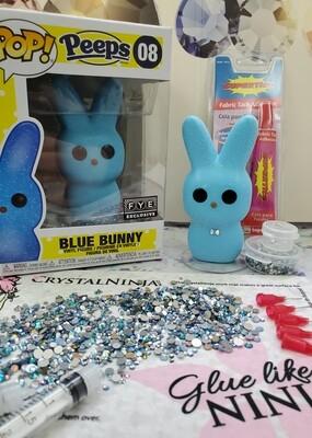 Blue Bunny FunkoPop Swarovski Kit