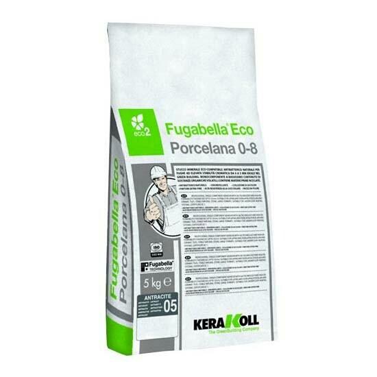 Цементная затирка Fugabella Eco Porcelana 0-8 KERAKOLL 2 кг