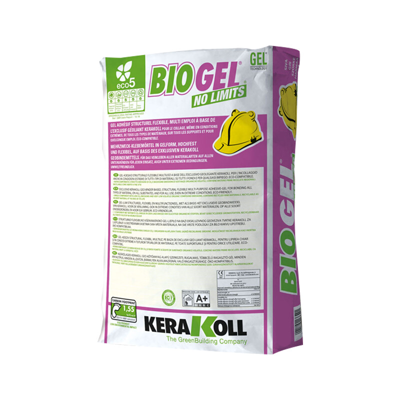 Клей-гель BioGel No Limits KERAKOLL
