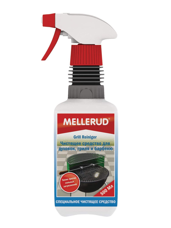 Чистящее средство для духовок гриля, барбекю Mellerud