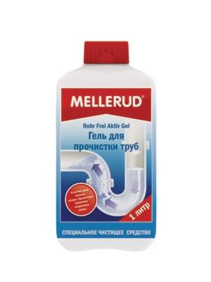 Гель для прочистки труб Mellerud