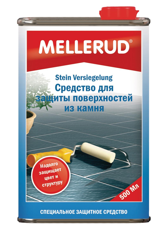 Средство для защиты поверхности из камня Mellerud