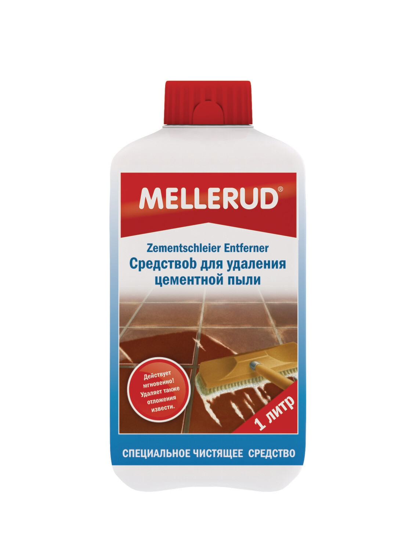 Средство для удаления цементной пыли Mellerud