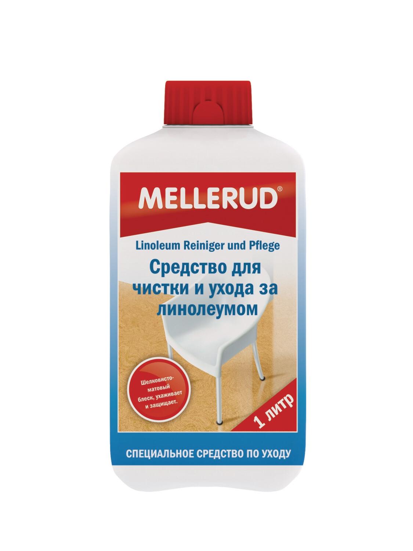 Средство для чистки и ухода за линолеумом Mellerud