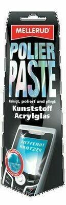 Полировочная паста для изделий из пластика и акрилового стекла Mellerud