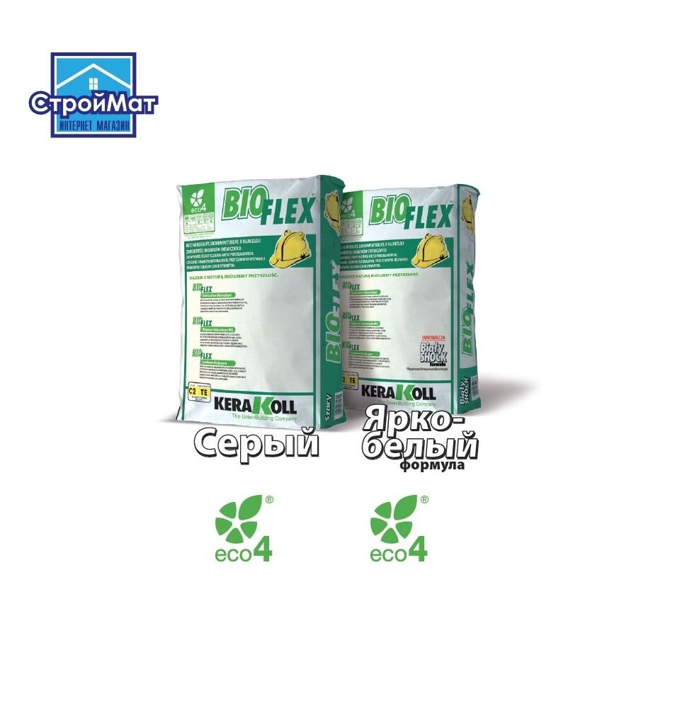 Клей для плитки BioFlex KERAKOLL