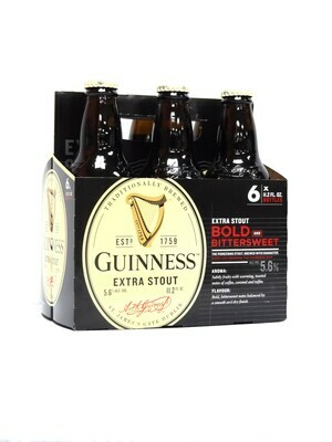 Guinness Foreign Extra Stout 11.2oz 4pk Bottle (BC)C