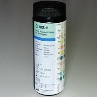 Urine Test Strips with Vitamin C/Tariff:382200 Origin:USA URS11WAY