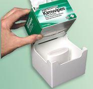 Kimwipe Popup Dispenser /Tariff:392690 Origin:USA