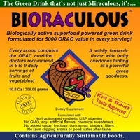 Bioraculous Case of 36 /Tariff:210690 Origin:USA