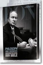 L. Ron Hubbard Philosoph und Gründer der Scientology; Wiederentdeckung der Seele
