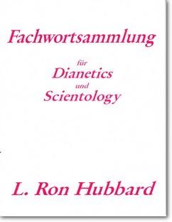 Fachwortsammlung für Dianetics und Scientology