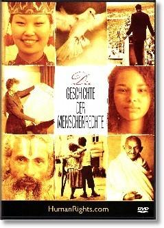 Die Geschichte der Menschenrechte (DVD)