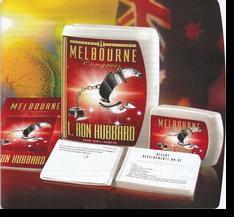Melbourne - Kongress von L. Ron Hubbard, Nov. 1959 Melbourne, Australien