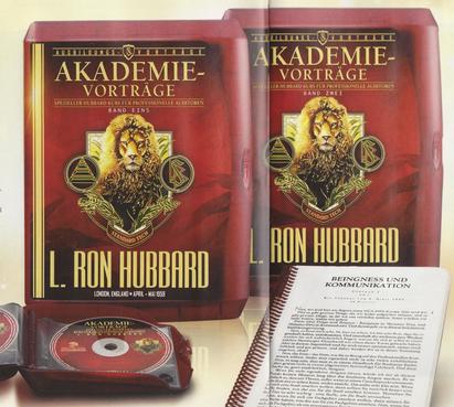 Akademie-Vorträge: Der spezielle Hubbard Kurs für professionelle Auditoren (26 Vorträge auf CD)