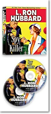 Spy Killer (Audiobook)