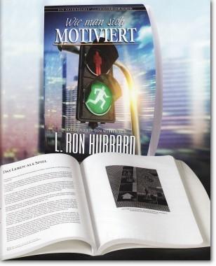 Wie man sich motiviert - Scientology Kurs-Pack