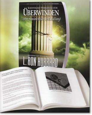 Überwinden von finanzieller Belastung - Scientology Kurs-Pack