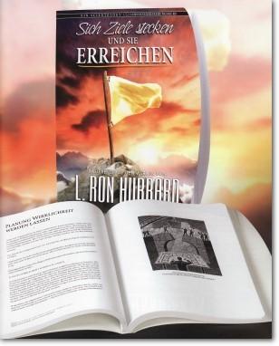 Sich Ziele stecken und sie erreichen - Scientology Kurs-Pack