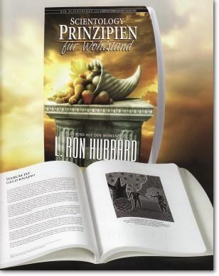 Scientology Prinzipien für Wohlstand - Scientology Kurs-Pack