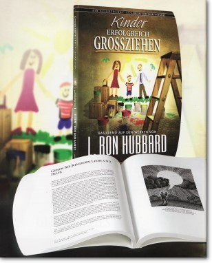 Kinder erfolgreich grossziehen - Scientology Kurs-Pack