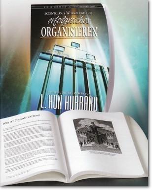 Erfolgreiches Organisieren - Scientology Kurs-Pack