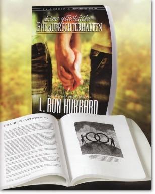 Eine glückliche Ehe aufrechterhalten - Scientology Kurs-Pack
