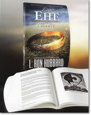 Eine Ehe retten - Scientology Kurs-Pack