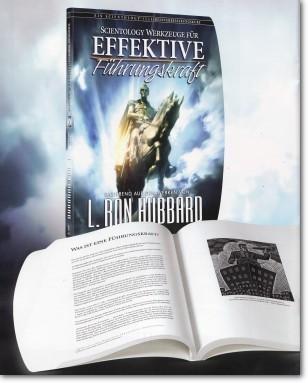 Effektive Führungskraft - Scientology Kurs-Pack