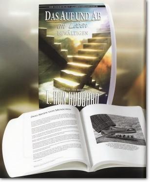 Das Auf und Ab im Leben bewältigen - Scientology Kurs-Pack