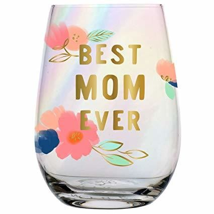 Best Mom Ever Stemless