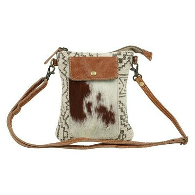 Vuierra Rivet Small Crossbody Bag