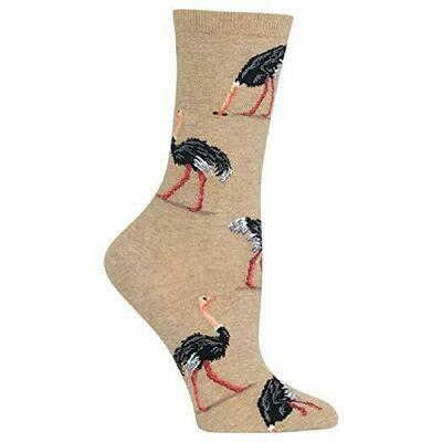 Women's Hemp Ostrich Socks